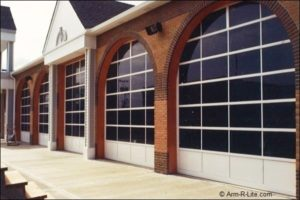 Fire Station Doors - Liberty Corner Fire Company (1)