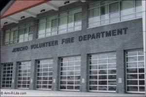 Fire Department Glass Roll Up Doors