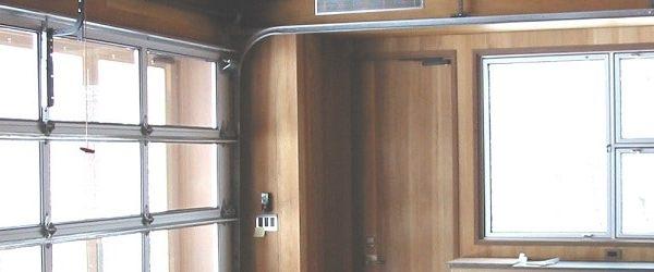 Arm-R-Blind Options for Glass Garage Doors
