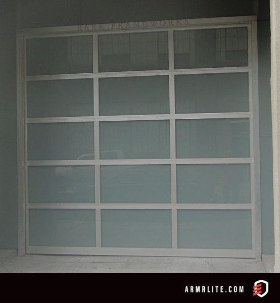 Wind Load Garage Doors – ArmRLIte - Feature