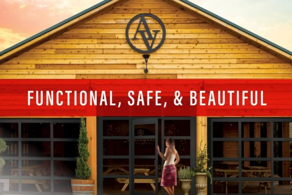 Glass Sectional Doors: Functional, Safe & Beautiful