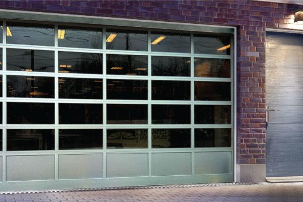 ArmRLite Overhead Doors NFRC Package Offers Maximum Insulated Glass