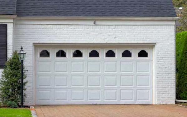 RP-240 Non-Insulated Steel Garage Door