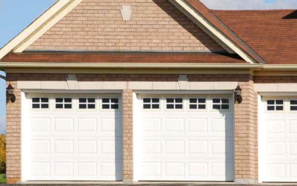 RPI-261 Insulated Steel Garage Door