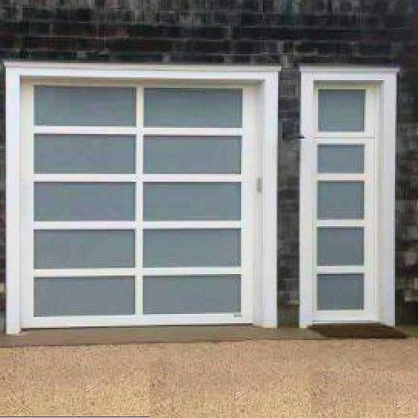 Matching Entrance Doors
