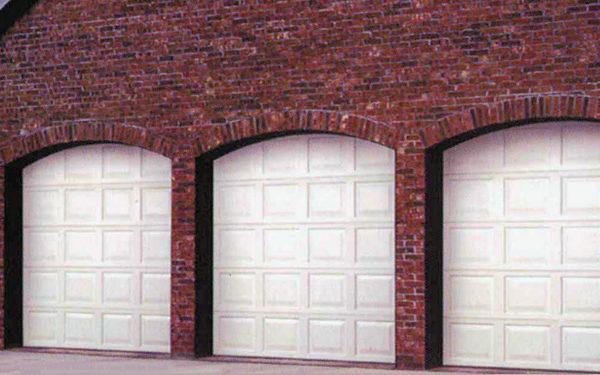 Ocean Breeze Garage Door