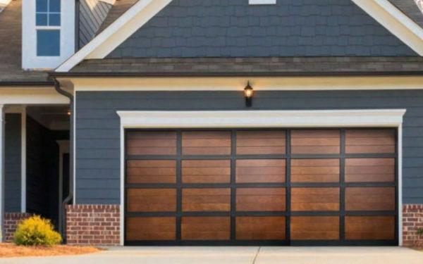 TimbRLite Garage Door